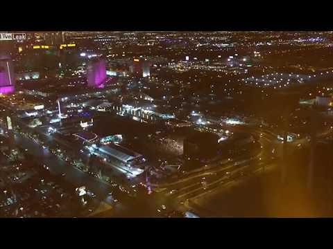 Las Vegas Shooting Compilation October 1st, 2017