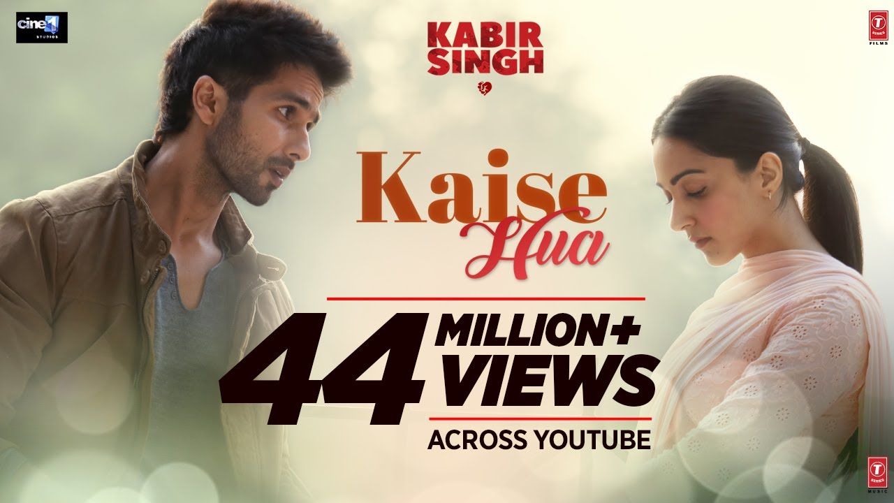 Kaise Hua Song from Kabir Singh WhatsApp Status Video Free Download