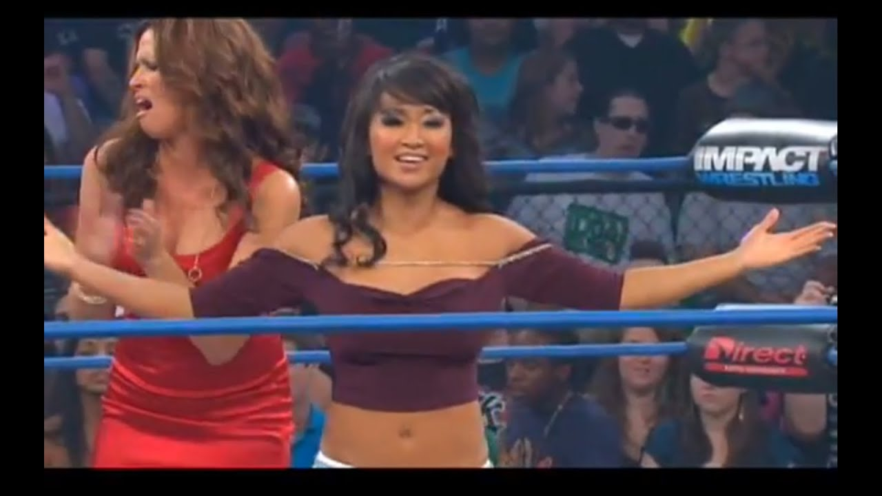 Gail Kim From Impact Wrestling Nude - Xxx Video-6967
