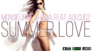 Monsieur de Shada - Summer Love (feat. Adi Cudz) [Official Audio]