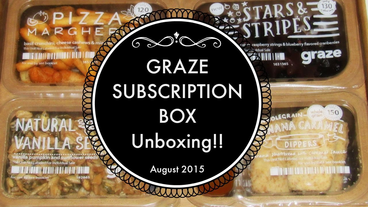 Discounts average $12 off with a Graze promo code or coupon. 13 Graze coupons now on RetailMeNot.