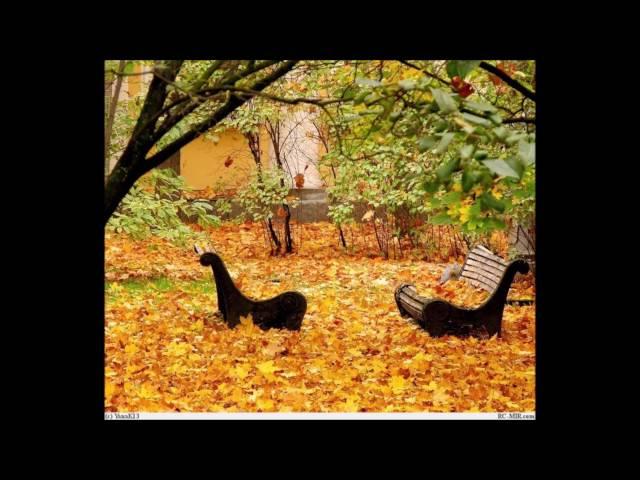 Изображение предпросмотра прочтения – «Брат и сестра» читают произведение «Осыпаются астры в садах....» И.А.Бунина