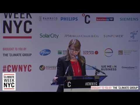 Jennifer Morris, COO, Conservation International