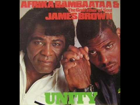 J Brown & A Bambaataa unity pt 2 because it's coming