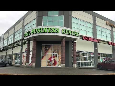 Payal Business Centre l Surrey Canada l 4k Video l 2018 Latest