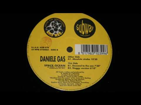 Daniele Gas - Space Ocean (Sluggy Version) (1995)