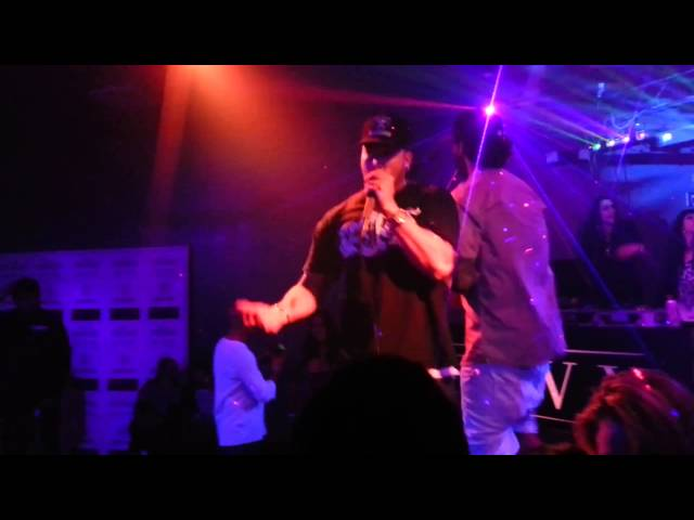 Bitter Truth Live @Club Envy Nightclub w/Afroman