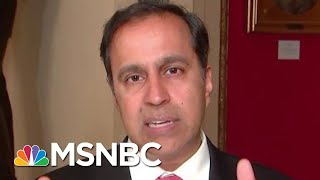 Rep. Raja : 'Perhaps' Acosta Will Resign Before Testify Before Congress | MTP Daily | MSNBC