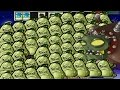 Gaint Plants Squash vs Dr. Zomboss Epick Hack PVZ