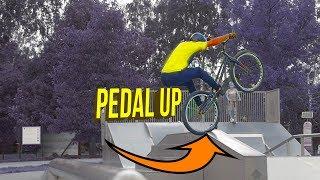 Pedal UP - TUTORIAL jak wskakiwać na przeszkody