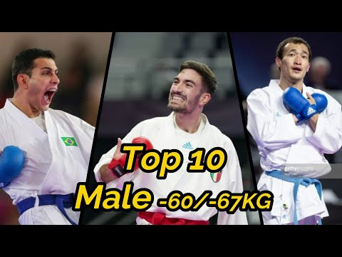 Best 10 Champions Of -60/-67Kg Category •WKF RANKING 2020