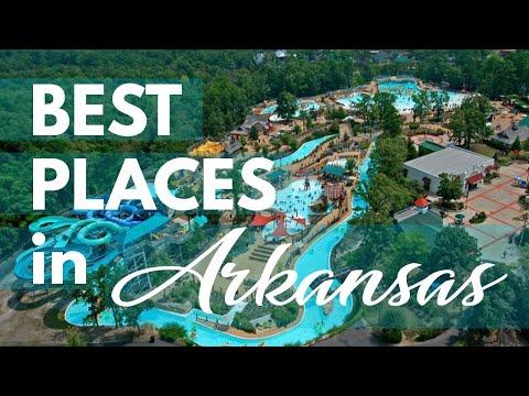 10 Best Travel Destinations in USA Arkansas