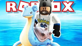 LAPRAS!!!!!!!!! | Pokémon GO 2 | ROBLOX
