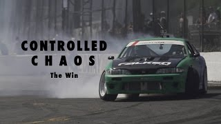 Darren McNamara First Falken Win of Formula D 2014 Season - Controlled Chaos Eps.5