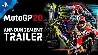 MotoGP 20 - Announcement Trailer | PS4