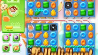 Candy Crush Jelly Saga Level 725 - NO BOOSTERS