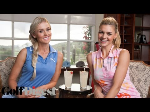 Sports Illustrated's Kelly Rohrbach & Blair O'Neal Host Sexiest Shots in Golf S2