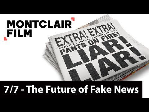 The media is going through a transitional time  Future of Fake  77