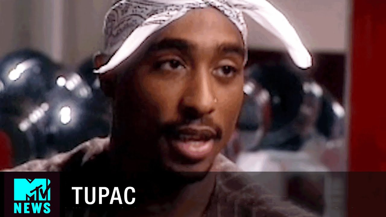 Tupac Shakur's Wise Words on Life After Death (1995) | MTV News