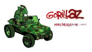 Watch Gorillaz Man Research Clapper video