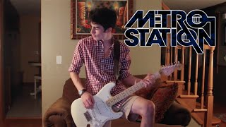 Metro Station - Shake It (Guitar Cover w/ Tabs)