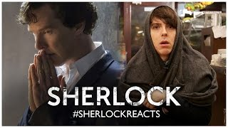 The Final Problem Reactions - #SherlockReacts