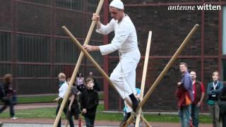 Essen: ExtraSchicht 2011 auf der Zeche Zollverein (Best Of ...)