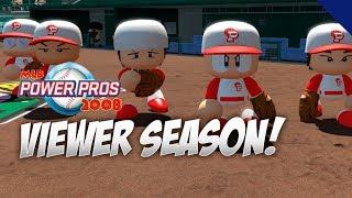 VIEWER SEASONS! MLB Power Pros 2008 Livestream