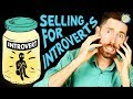 How To Sell IF YOU'RE AN INTROVERT, Creative, or Empathetic Person