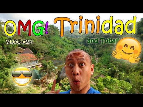 OMG! Trinidad & Tobago?! | February 11, 2017 | Vlog #24