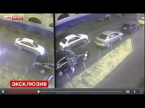 Cameras Capture Possible Getaway Car in Boris Nemtsov Murder