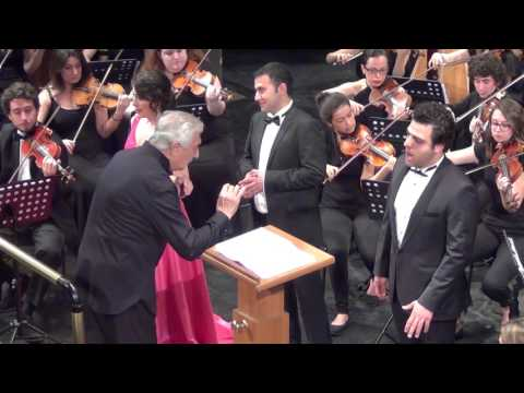 W.A.Mozart, Le Nozze di Figaro 'Cosa Sento!Tosto andate' - F.Mansuroğlu,A.Özcan,B.Hazal Ekşi