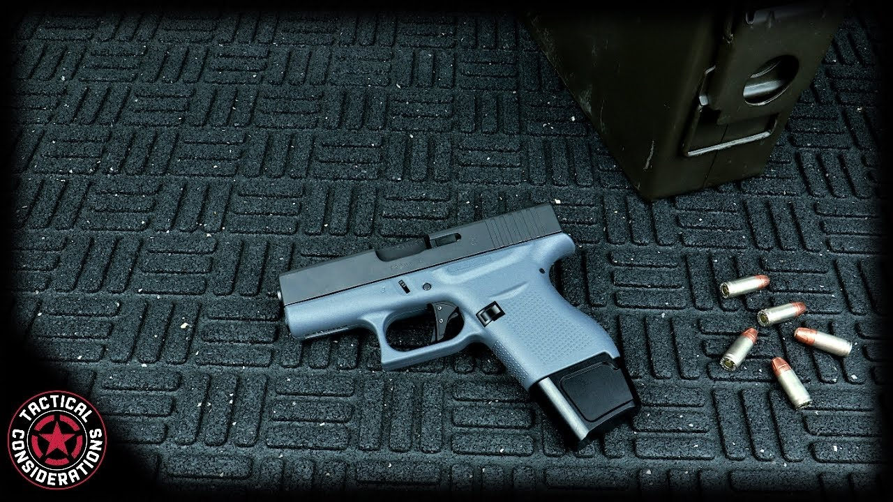 FACTR USA Trigger 43 43X And 48 Glock Upgrades You Need
