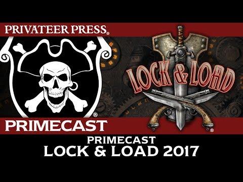 Primecast Live!  - Lock & Load GameFest 2017