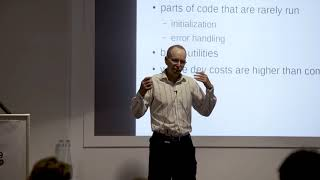 DConf 2019 Day 1 Keynote: Allocating Memory with the D Programming Language -- Walter Bright