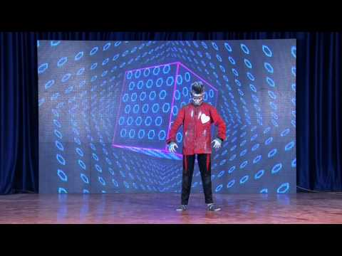 Bhar Do Jholi Meri Song Performance By Himanshu Robot