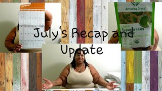 Workout Wednesday: July's Wkout Recap And Update