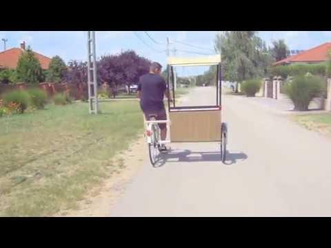 DIY rickshaw