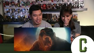 kong skull island trailer 2 review and reaction