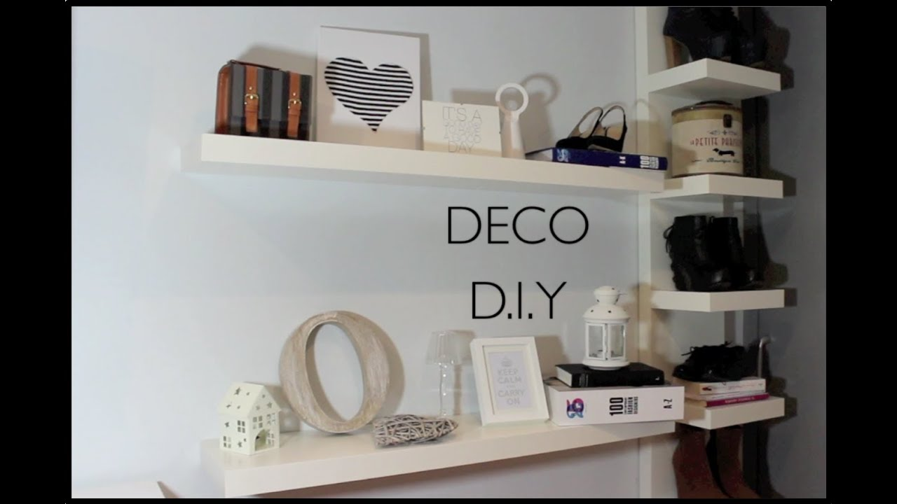 D i y decora tu habitaci n youtube for Como se decora una habitacion