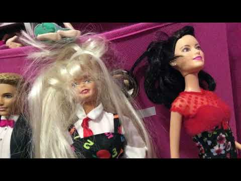 """""""Barbie: episode 4606 rated G broadway. Air date: Oct 25 2006"""" Fan Video"""