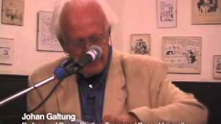 Johan Galtung: Uprising and the End of Empire