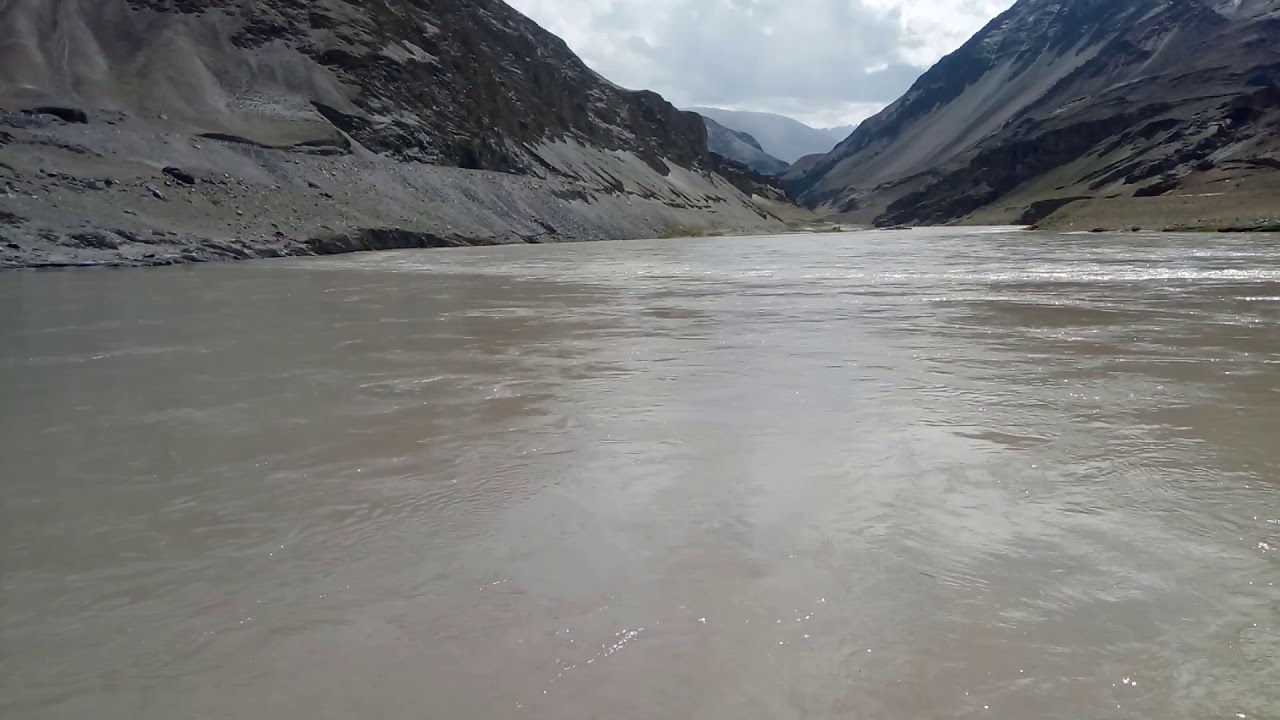 Image result for Sangam Point ladakh