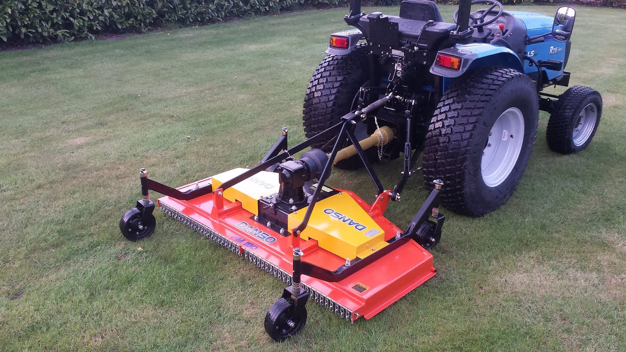 DANSO finishing mower