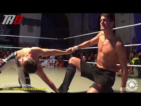 [FREE MATCH] A-Kid vs Zack Sabre Jr (Triple W Championship)