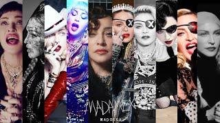 Madonna - Madame X (Album Megamix)