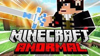 A MELHOR ESPADA DE MINECRAFT!!! | Minecraft Anormal (NOVO) #7