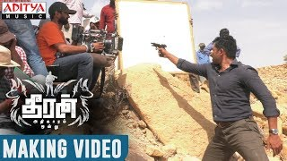 Theeran Adhigaaram Ondru Movie Making Video || Karthi, Rakul Preet || H.Vinoth || Ghibran