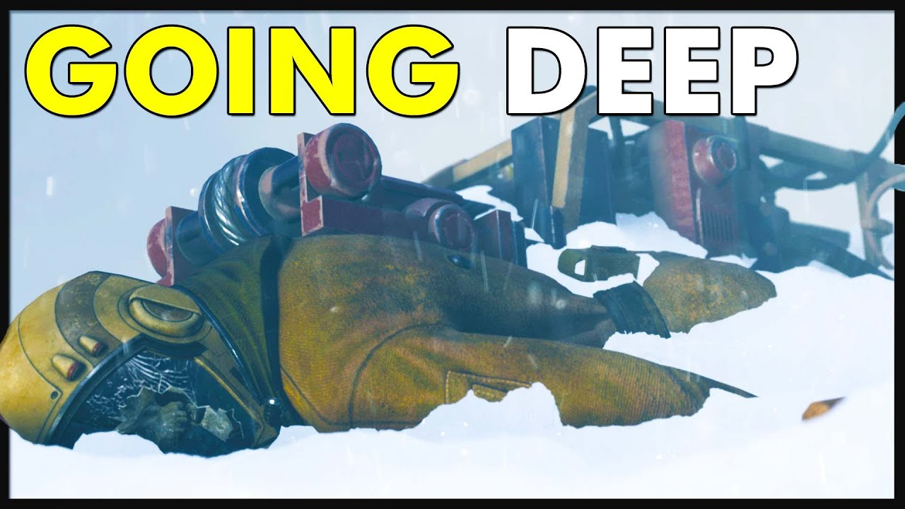 Download Going Deeper into the Arctic and Fighting the MAMMOTH! (Icarus Survival Gameplay)