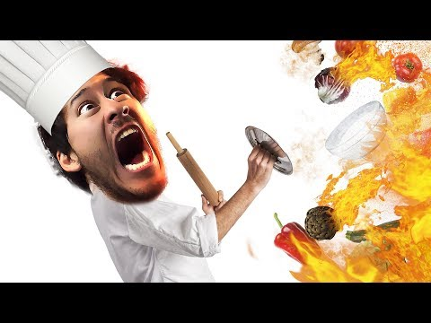 NEWS FLASH: WE CAN'T COOK | Overcooked 2
